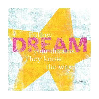 Letterpress Dream-Sue Schlabach-Art Print