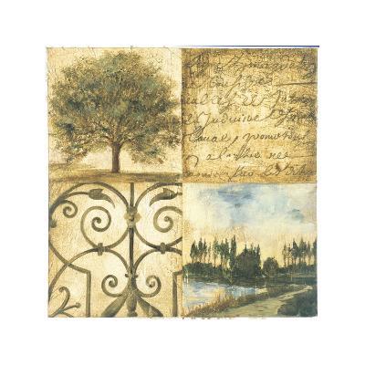 Letters from Home I-Elizabeth Jardine-Giclee Print