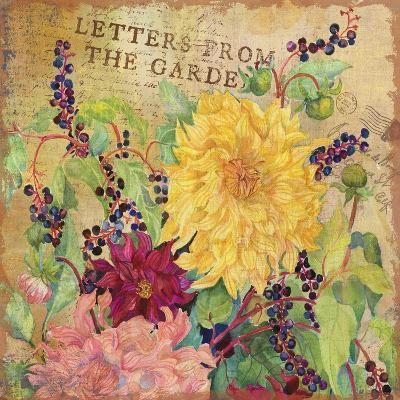 Letters from the Garden III-Joanne Porter-Giclee Print