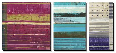 Letters to Her-Akiko Hiromoto-Canvas Art Set