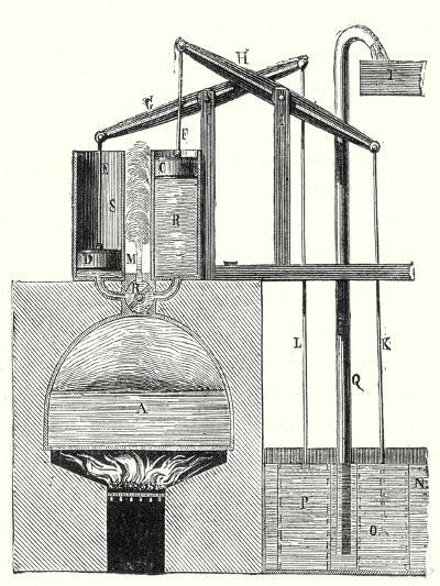 Leupold's Machine--Giclee Print