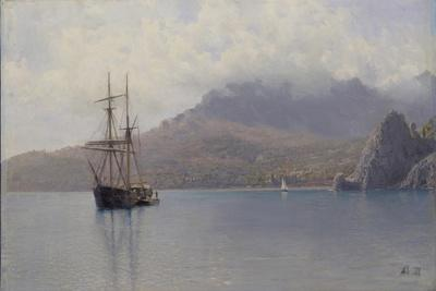 The Sea, 1888