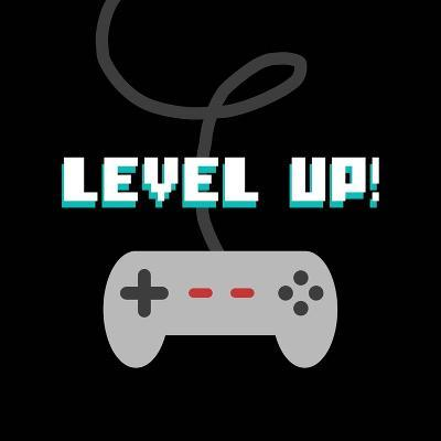 Level Up!-Color Me Happy-Art Print