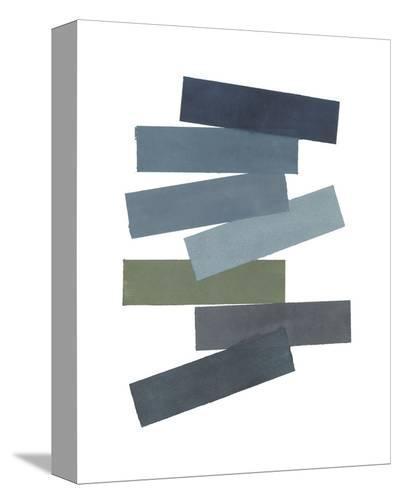 Levels I-Rob Delamater-Stretched Canvas Print