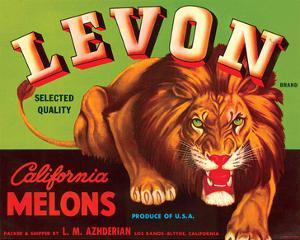 Levon Brand California Melons