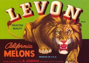 Levon Melons Label