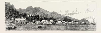 Levuka, Fiji Islands--Giclee Print