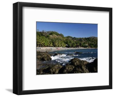 Montezuma Beach, Nicoya Peninsula, Costa Rica, Central America