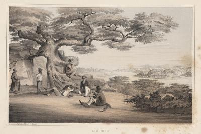 Lew Chew, 1855-Wilhelm Joseph Heine-Giclee Print