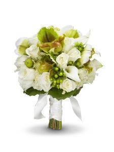 Bridal Bouquet by Lew Robertson