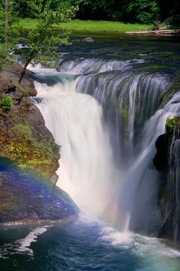 Lewis River Falls-Douglas Taylor-Photo