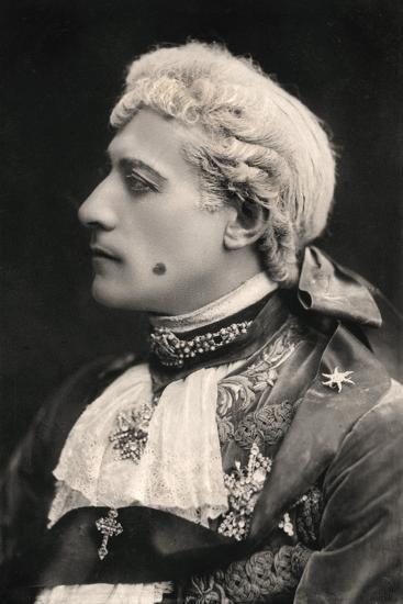 Lewis Waller (1860-191), English Actor, 1906--Photographic Print