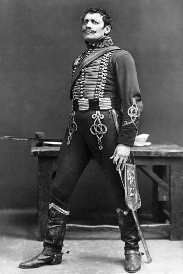 Lewis Waller (1860-191), English Actor and Theatre Manager, Early 20th Century- Ellis & Walery-Giclee Print