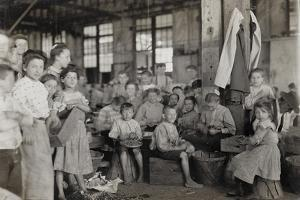 Baltimore, Maryland, July 1909 by Lewis Wickes Hine
