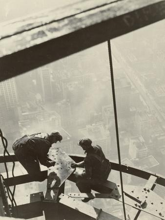 Empire State Building, New York, 1931