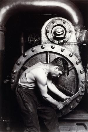 Powerhouse Mechanic, C.1924; 1930S