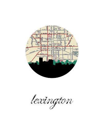 lexington-map-skyline