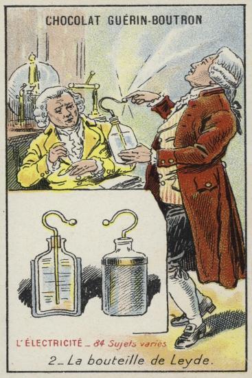 Leyden Jar--Giclee Print