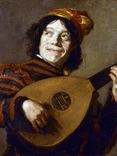 Leyster: The Jester Giclee Print by Judith Leyster   Art com
