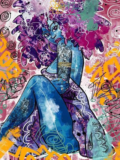 Lfe-Justin Copeland-Art Print