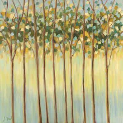Awakening Tree Tops by Libby Smart