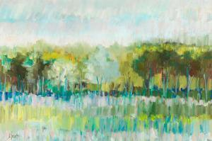Row of Trees by Libby Smart