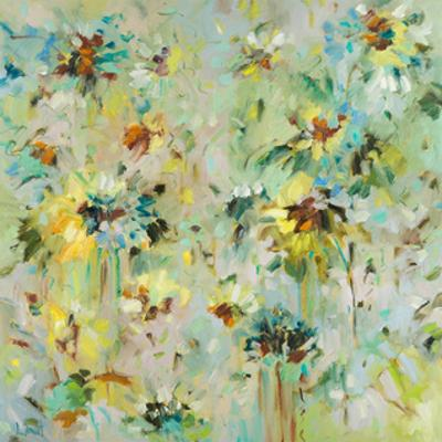 Scattered Flowers by Libby Smart