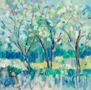 Three Trees by Libby Smart