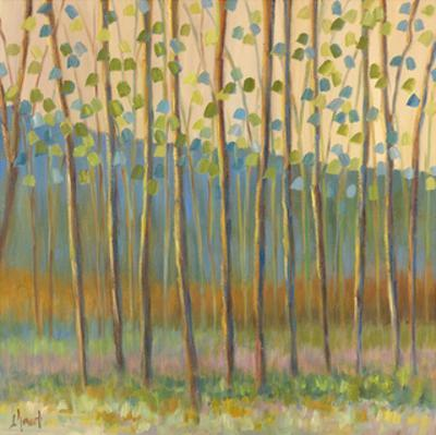 Through Pastel Trees by Libby Smart