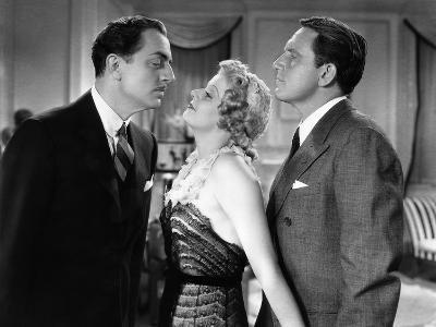 Libeled Lady, William Powell, Jean Harlow, Spencer Tracy, 1936--Photo