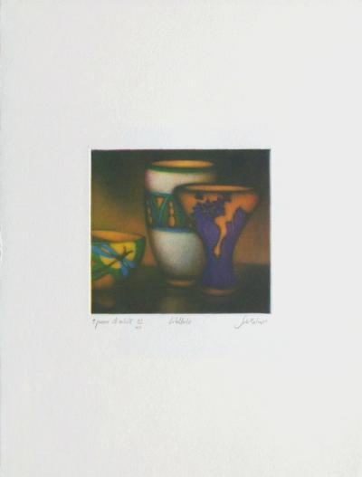 Libellule-Laurent Schkolnyk-Limited Edition