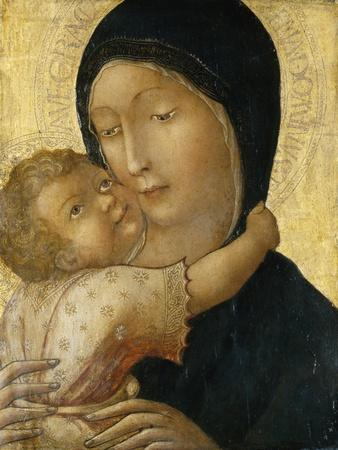 Madonna and Child, C.1470