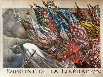 Liberation Loan', 1st World War Poster--Giclee Print