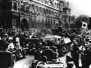 Liberation of Paris, 25 August 1944