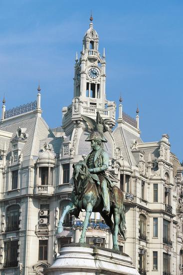 Liberdade Square (Liberty or Freedom Square)--Photographic Print