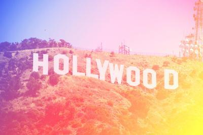Hollywood Sign by Libertad Leal