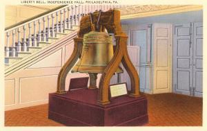 Liberty Bell, Independence Hall, Philadelphia, Pennsylvania