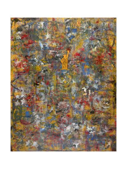 Liberty Blvd Series # 1- Sona-Giclee Print