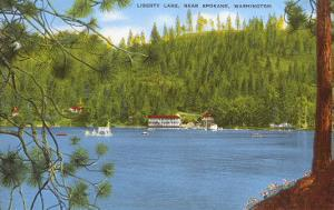 Liberty Lake, Spokane, Washington