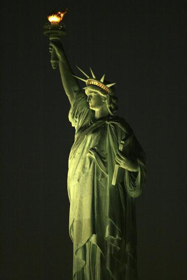 Liberty Vertical-Robert Goldwitz-Photographic Print