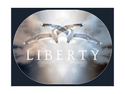 Liberty VI-Alaya Gadeh-Art Print