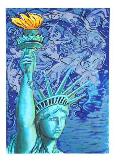 Liberty-Kenneth Tisa-Limited Edition