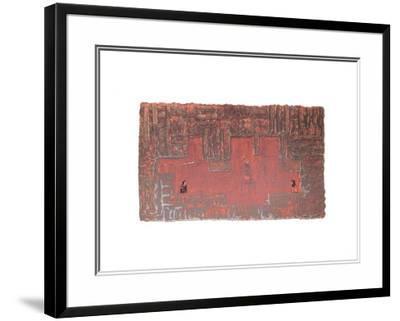 Liberty-Drew Shiflett-Limited Edition Framed Print
