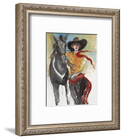 Liberty-Mona Shafer Edwards-Framed Giclee Print