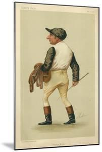Charles Wood, Charlie Wood, 22 May 1886, Vanity Fair Cartoon by Liborio Prosperi