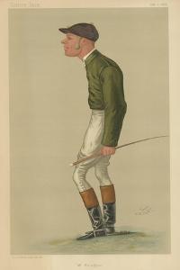 Mr George Alexander Baird by Liborio Prosperi