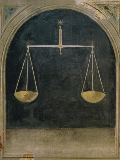 Libra, Astrology--Giclee Print