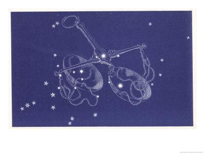 Libra-Roberta Norton-Giclee Print