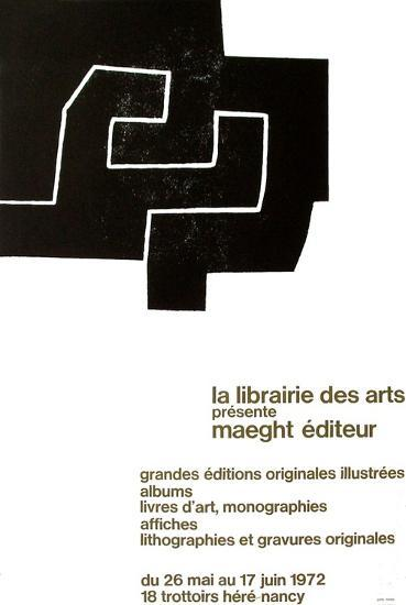 Librairie des Arts-Eduardo Chillida-Collectable Print