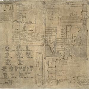 Aztec Map, 16th Century by Library of Congress